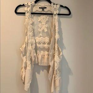Umgee Lace Vest